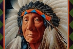 Redcloud by Richard Drayton