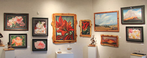 Richard Drayton - Nature's Bounty Show at Sedona Arts Center